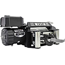 47-2100 Winch - Electric, 9500 lbs., Steel, Direct Fit