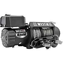 Westin 47-2103 Winch - Electric, 9500 lbs., Synthetic, Direct Fit