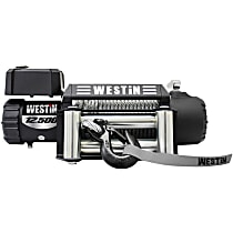 Westin 47-2106 Winch - Electric, 12500 lbs., Steel, Direct Fit