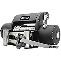 Winch - Electric, 12000 lbs., Steel, Direct Fit