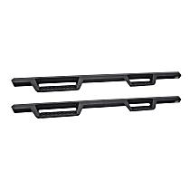 Westin HDX Drop Step BPS Running Boards - Black, Set of 2