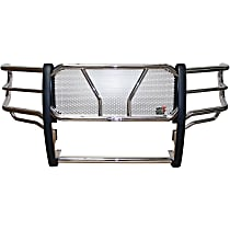 57-3550 HDX Series Stainless Steel Grille Guard, Polished
