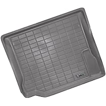 72-117057 Sure-Fit Series Cargo Mat - Black, Made of Rubber, Molded Cargo Liner, Direct Fit, Sold individually