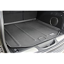 72-117093 Sure-Fit Series Cargo Mat - Black, Made of Rubber, Molded Cargo Liner, Direct Fit, Sold individually