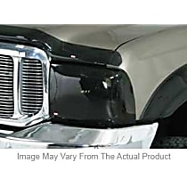 72-36258 Headlight Cover - Smoked, Acrylic, Direct Fit, Set of 2