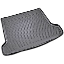 74-41-11019 Profile Series Cargo Mat - Black, Rubberized Polymer, Molded Cargo Liner, Universal, Sold individually