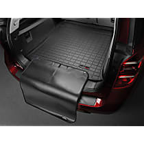 40273SK Weathertech DigitalFit Cargo Mat - Black, Thermoplastic, Molded Cargo Liner, Direct Fit, Sold individually