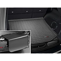 40469SK Weathertech DigitalFit Cargo Mat - Black, Thermoplastic, Molded Cargo Liner, Direct Fit, Sold individually