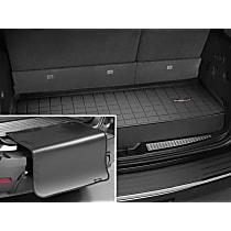 40475SK DigitalFit Series Cargo Mat - Black, Thermoplastic, Molded Cargo Liner, Direct Fit, Sold individually
