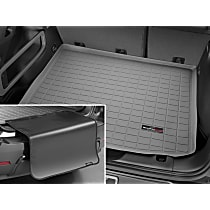 40656SK Weathertech DigitalFit Cargo Mat - Black, Thermoplastic, Molded Cargo Liner, Direct Fit, Sold individually