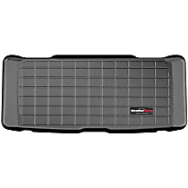 40781 Weathertech DigitalFit Cargo Mat - Black, Thermoplastic, Molded Cargo Liner, Direct Fit, Sold individually