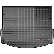 40787 Weathertech DigitalFit Cargo Mat - Black, Thermoplastic, Molded Cargo Liner, Direct Fit, Sold individually