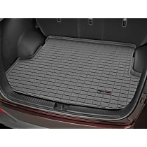 40863 Weathertech DigitalFit Cargo Mat - Black, Thermoplastic, Molded Cargo Liner, Direct Fit, Sold individually