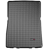 40864 Weathertech DigitalFit Cargo Mat - Black, Thermoplastic, Molded Cargo Liner, Direct Fit, Sold individually