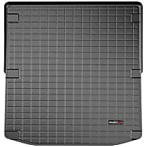 40865 Weathertech DigitalFit Cargo Mat - Black, Thermoplastic, Molded Cargo Liner, Direct Fit, Sold individually