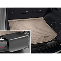 41469SK Weathertech DigitalFit Cargo Mat - Tan, Thermoplastic, Molded Cargo Liner, Direct Fit, Sold individually