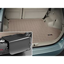 41537SK Weathertech DigitalFit Cargo Mat - Tan, Thermoplastic, Molded Cargo Liner, Direct Fit, Sold individually