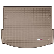 41787 Weathertech DigitalFit Cargo Mat - Tan, Thermoplastic, Molded Cargo Liner, Direct Fit, Sold individually