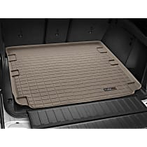 41866 Weathertech DigitalFit Cargo Mat - Tan, Thermoplastic, Molded Cargo Liner, Direct Fit, Sold individually
