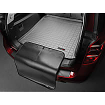 42273SK Weathertech DigitalFit Cargo Mat - Gray, Thermoplastic, Molded Cargo Liner, Direct Fit, Sold individually