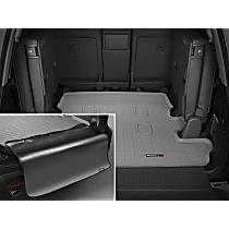 42356SK Weathertech DigitalFit Cargo Mat - Gray, Thermoplastic, Molded Cargo Liner, Direct Fit, Sold individually