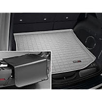 42469SK Weathertech DigitalFit Cargo Mat - Gray, Thermoplastic, Molded Cargo Liner, Direct Fit, Sold individually