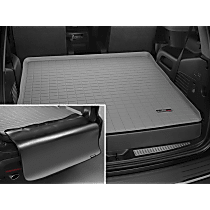 42710SK Weathertech DigitalFit Cargo Mat - Gray, Thermoplastic, Molded Cargo Liner, Direct Fit, Sold individually