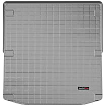 42865 Weathertech DigitalFit Cargo Mat - Gray, Thermoplastic, Molded Cargo Liner, Direct Fit, Sold individually