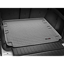 42866 Weathertech DigitalFit Cargo Mat - Gray, Thermoplastic, Molded Cargo Liner, Direct Fit, Sold individually