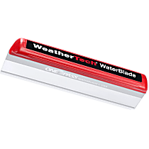 Weathertech 8BWWBLD12RD Squeegee - Red and clear