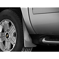 Front Mud Flaps, Set of 2