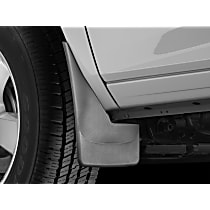 110024 Front, Driver And Passenger Side Mud Flaps, Set of 2