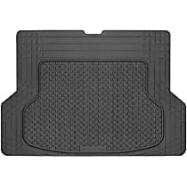 Weathertech All-Vehicle Trim-to-Fit 11AVMCB Cargo Mat - Black, Rubber, Flat Cargo Mat, Universal, Sold individually