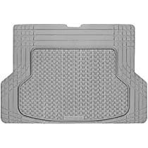 Weathertech All-Vehicle Trim-to-Fit Cargo Mat - Gray, Rubber, Flat Cargo Mat, Universal, Sold individually