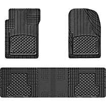 11AVMOTHSB Black Floor Mats