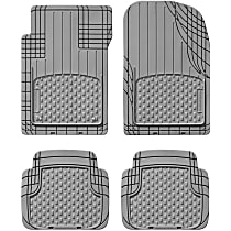 11AVMSG Gray Floor Mats