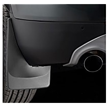 Rear, Driver And Passenger Side Mud Flaps