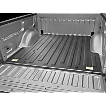 Weathertech 32U6603 Bed Mat - Black, Thermoplastic, Molded Bed Mat, Direct Fit, Sold individually