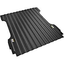 32U6611 Bed Mat - Black, Thermoplastic, Molded Bed Mat, Direct Fit, Sold individually