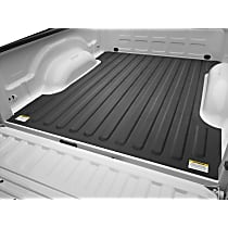 32U6706 Bed Mat - Black, Thermoplastic, Molded Bed Mat, Direct Fit, Sold individually