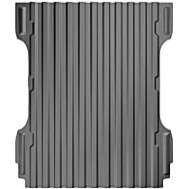 32U6905 Bed Mat - Black, Thermoplastic, Molded Bed Mat, Direct Fit, Sold individually