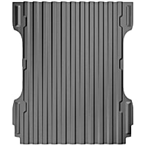 Weathertech 32U6905 Bed Mat - Black, Thermoplastic, Molded Bed Mat, Direct Fit, Sold individually