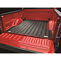 Weathertech 32U7804 Bed Mat - Black, Thermoplastic, Molded Bed Mat, Direct Fit, Sold individually