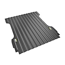 32U7807 Bed Mat - Black, Thermoplastic, Molded Bed Mat, Direct Fit, Sold individually