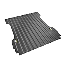 Weathertech 32U7807 Bed Mat - Black, Thermoplastic, Molded Bed Mat, Direct Fit, Sold individually