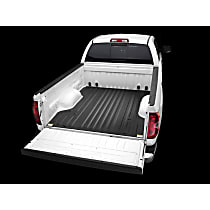 32U7812 Bed Mat - Black, Thermoplastic, Molded Bed Mat, Direct Fit, Sold individually