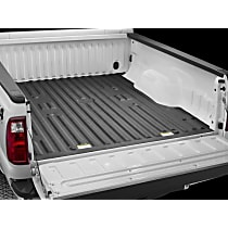 Weathertech 32U8209 Bed Mat - Black, Thermoplastic, Molded Bed Mat, Direct Fit, Sold individually