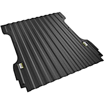 32U9601 Bed Mat - Black, Thermoplastic, Molded Bed Mat, Direct Fit, Sold individually