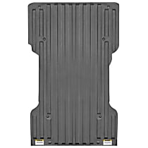 32U9602 Bed Mat - Black, Thermoplastic, Molded Bed Mat, Direct Fit, Sold individually