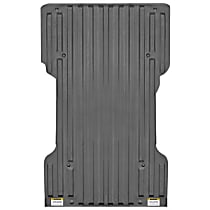 Weathertech 32U9602 Bed Mat - Black, Thermoplastic, Molded Bed Mat, Direct Fit, Sold individually